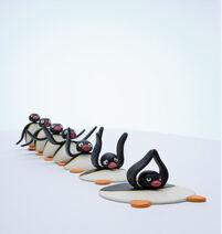 Pingu Puppet Evolving