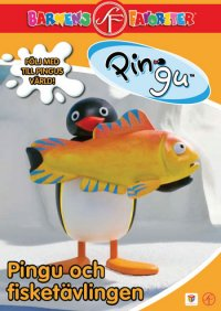 PinguandtheFishingCompetition(DVD)