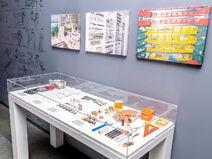 Pingu Production Display