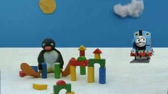 Pingu Thomas and Bob Lineup.