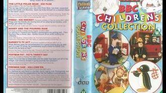 BBC Children's Collection (1994 UK VHS)