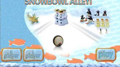 Pingu and Friends - Snowbowl Alley (1 PLAYER) (1998)