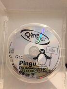 Pingu snowboarder dvd