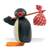 Pingu the penguin