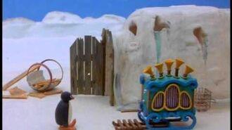 Pingu and the Organ Grinder