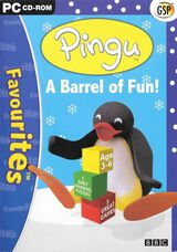Pingu: A Barrel of Fun!