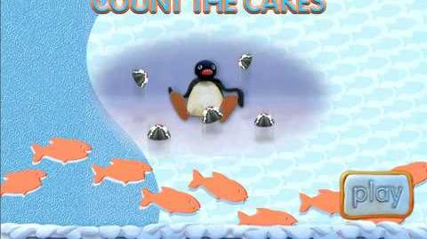 Pingu and Friends - Count the Cakes (1998)