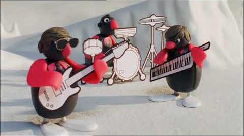 Pingu- Eskimo Disco -Special- -Song-