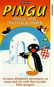 PinguthePhotographerVHSCover