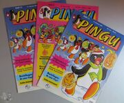 Pingu Magazines
