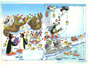Pingu Colour Sample