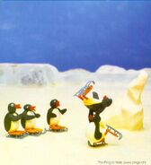 Pingu calender 11