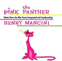 220px-The Pink Panther Theme cover