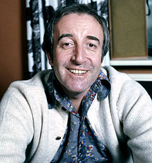 220px-Peter Sellers at home in Belgravia, London, 1973