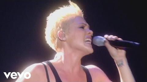 P!nk - 18 Wheeler (from Live from Wembley Arena, London, England)