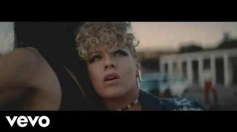 P!nk - What About Us (Official Video)-0