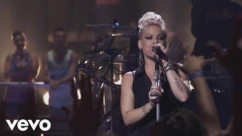 P!nk - Blow Me (One Last Kiss) (The Truth About Love - Live From Los Angeles)
