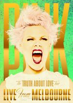The Truth About Love Tour - Live from Melbourne