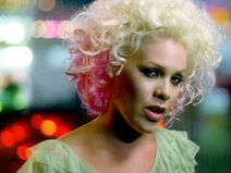 Pink- who knew