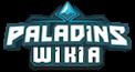 Paladin wiki logo wordmark