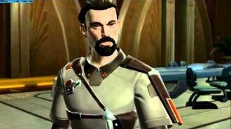 Swtor Trooper. Preparing for Gauntlet battle