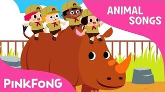 Peek-a-Zoo - Animal Songs - Pinkfong Songs for Children