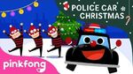 Police Car and Santa's Gifts - Car Songs - Christmas Songs - Pinkfong Songs for Children