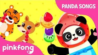 Crunchy Sweet Tanghulu - Snack Song - Panda Songs - Pinkfong Songs for Children