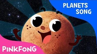 Mercury - Planet Songs - Pinkfong Songs for Children