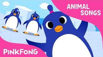 The Penguin Dance - Animal Songs - PINKFONG Songs for Children