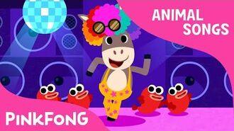 Animal Rhythms - Animal Songs - PINKFONG Songs for Children