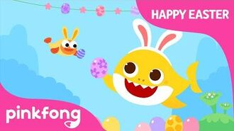 Baby Shark's Happy Easter - @Baby Shark Official - Pinkfong Songs for children