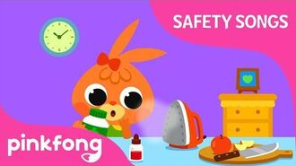 Daily Safety Song - Pinkfong Safety Rangers - Pinkfong Songs for Children