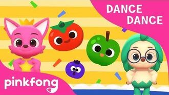 Colorful Fruits - Learn Colors - Dance Dance - Pinkfong Songs for Children