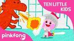 Ten Little Kids' Dreams - Ten Little Kids Songs - Pinkfong Songs for Children