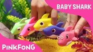 Clay Baby Shark - Pinkfong Clay - Animal Songs - Pinkfong Songs for Children