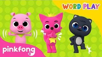 My Body Word Play 3D Animation Pinkfong Songs for Children