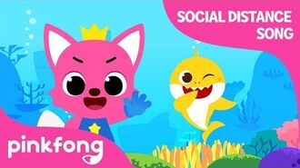 Social Distance Song - 5 Steps on Social Distancing - Pinkfong Songs For Children