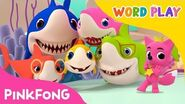 Baby Shark Word Play Pinkfong Songs for Children