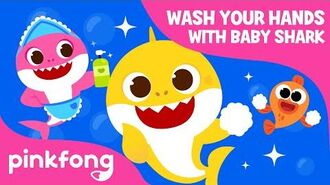 Wash Your Hands with Baby Shark - Baby Shark Hand Wash Challenge - @Baby Shark Official