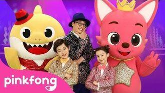 Baby Shark Dance (K-Pop Retro English Ver.) - Baby Shark x Yoo Jae-Suk