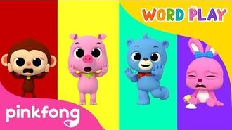 Feelings Word Play Pinkfong Songs for Children