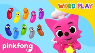 Colors Ten Fat Sausages Word Play Pinkfong Songs for Children