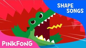 Shapes in the Jungle - Shape Songs - PINKFONG Songs