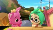 Wonderstar Pinkfong and Hogi Sad