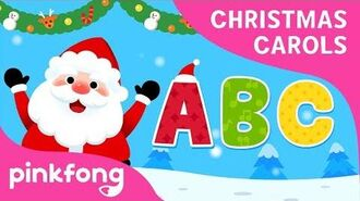 Christmas ABC - Christmas Song - Carol for Kids - Pinkfong Songs for Children