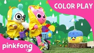 Play Colors with Bike - Learn Colors - Toy Review - Pinkfong Toy Show for Children