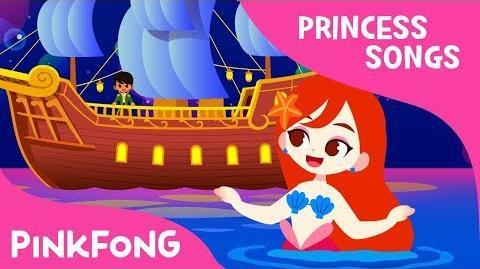The Little Mermaid   PINKFONG Wiki   Fandom