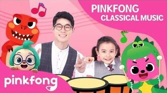 Pinkfong Classical Music- Classical Instruments-Percussion - Pinkfong Songs for Children