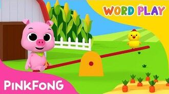 Opposites Word Play Pinkfong Songs for Children